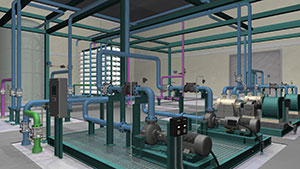 New Desalination Outside Operator Modules